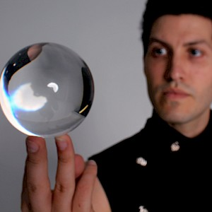 crystal ball performer uk