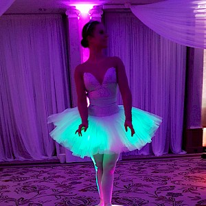 hire clockwork ballerina london