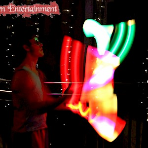 circus juggler hire uk