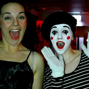 mime artist hire uk