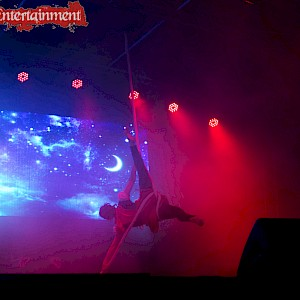 enchanted fairy tale show hire uk