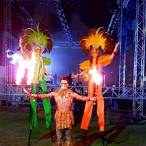 rio carnival stitl walkers uk