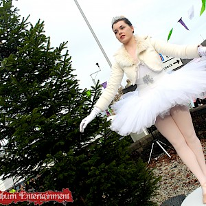 nutcracker clockwork ballerina hire uk