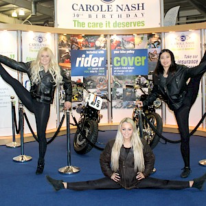 hostess performers hire uk