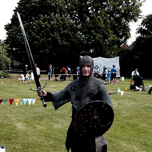 medieval actor hire uk