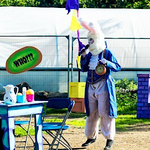 hire easter themed entertainment uk