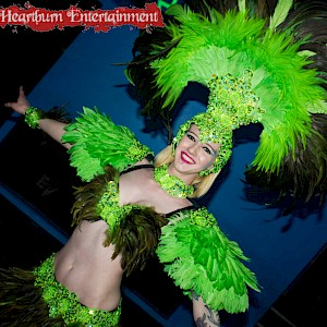 caribbean themed entertainment hire uk
