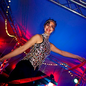 hire flapper dancers uk
