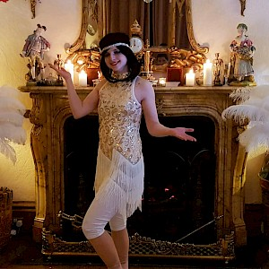hire 1920s themed entertainment dancers uk